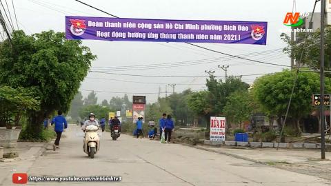 Truyền hình TP Ninh Bình: Thành phố Ninh Bình chào đón Năm Du lịch Quốc gia năm 2021