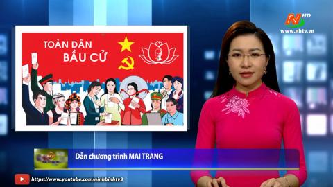 Truyền hình TP Ninh Bình: Tích cực chuẩn bị cho cuộc bầu cử ĐBQH và đại biểu HĐND các cấp