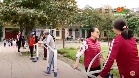 Truyền hình TP Ninh Bình: TP Ninh Bình đoàn kết xây dựng NTM, đô thị văn minh