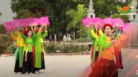 Văn hóa và đời sống: Đầu tư và sử dụng thiết chế Văn hóa cơ sở