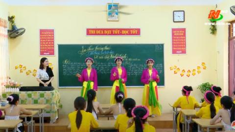 Văn hóa và đời sống: Để học sinh hiểu hơn về những giá trị văn hóa truyền thống lịch sử