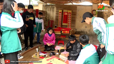 Văn hóa và đời sống: Để trẻ hiểu và yêu hơn giá trị của Tết cổ truyền