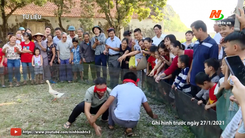 Văn hóa và đời sống: Giữ gìn trò chơi dân gian để bảo tồn văn hóa truyền thống