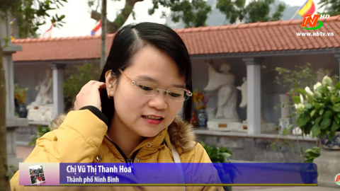 Văn hóa và đời sống: Nét đẹp đi lễ chùa đầu năm