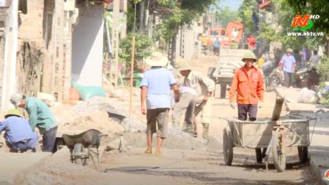 Vì chất lượng cuộc sống: Chú trọng tiêu chí môi trường trong xây dựng nông thôn mới kiểu mẫu
