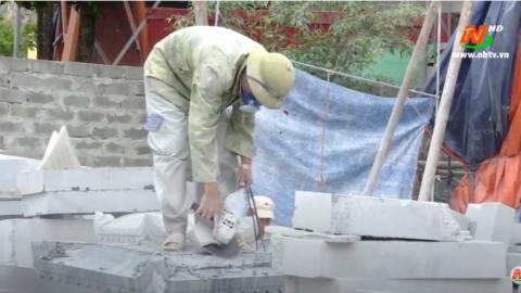 Vì chất lượng cuộc sống: Chuyển biến môi trường làng nghề đá mỹ nghệ Ninh Vân
