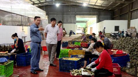 Vì chất lượng cuộc sống: Đảm bảo an toàn tại các cơ sở chế biến thực phẩm