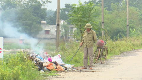 Vì chất lượng cuộc sống: Hành vi đổ rác thải không đúng quy định cần bị xử lý nghiêm