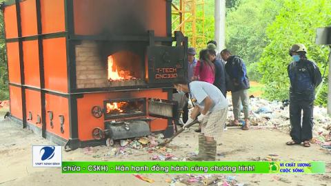 Vì chất lượng cuộc sống: Hiệu quả công tác thu gom, xử lý rác thải