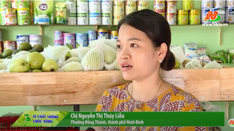 Vì chất lượng cuộc sống: Kiểm soát thực phẩm tại cửa hàng nông sản an toàn