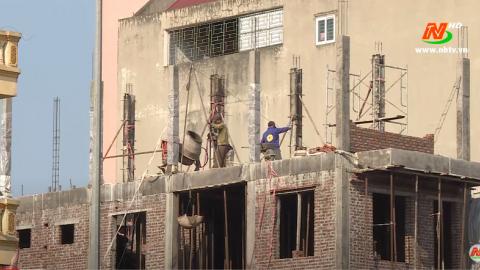 Vì chất lượng cuộc sống: Mất an toàn lao động tại các công trình xây dựng