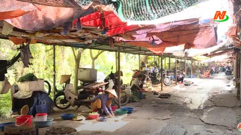 Vì chất lượng cuộc sống: Mất vệ sinh ở các chợ dân sinh