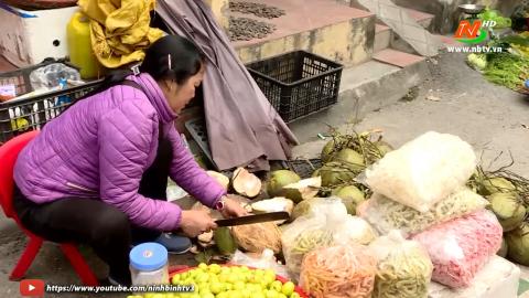 Vì chất lượng cuộc sống: Nguy cơ mất an toàn vệ sinh thực phẩm từ làm mứt thủ công