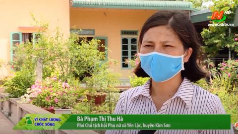 Vì chất lượng cuộc sống: Nhà sạch vườn đẹp - không gian xanh ở các làng quê