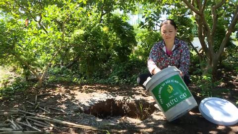 Vì chất lượng cuộc sống: Nhân rộng mô hình phân loại rác thải tại nguồn