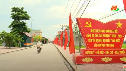 Vì chất lượng cuộc sống: Ninh Giang chung tay bảo vệ môi trường