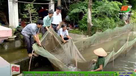 Vì chất lượng cuộc sống: Nông dân Hoa Lư nhân rộng mô hình sản xuất an toàn