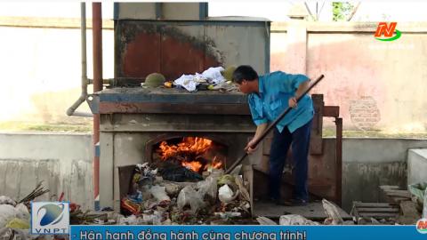 Vì chất lượng cuộc sống: Ô nhiễm môi trường từ lò đốt rác