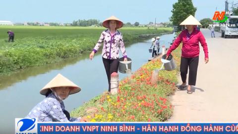 Vì chất lượng cuộc sống: Phụ nữ Ninh Bình chung tay bảo vệ môi trường