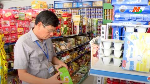 Vì chất lượng cuộc sống: Tăng cường kiểm tra an toàn thực phẩm