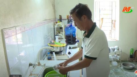 Vì chất lượng cuộc sống: Tỷ lệ người dân dùng nước sạch đạt mục tiêu Đại hội đề ra
