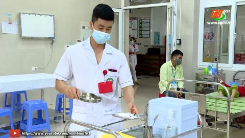 Vì chất lượng cuộc sống: Xử lý rác thải y tế tại bệnh viện Sản Nhi tỉnh