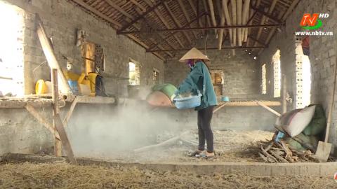 Vì chất lượng cuộc sống: Yên Mô tăng cường phòng chống dịch cúm gia cầm