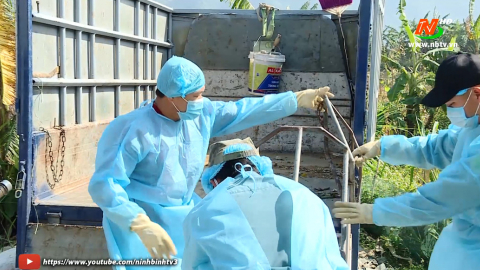 Vi chất lượng cuộc sống: Yên Sơn khoanh vùng dịch bệnh cho gia súc, gia cầm