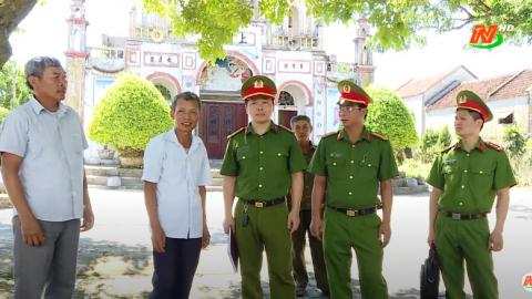 Vì chất lượng cuộc sống:Yên Thái thực hiện mô hình địa bàn không ma túy