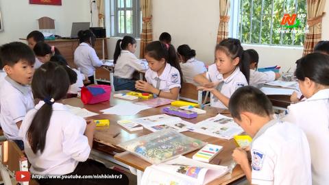 Vì trẻ thơ: Giúp trẻ phát triển năng khiếu hội họa