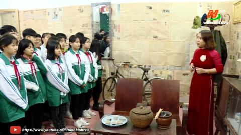 Vì trẻ thơ: Hiệu quả giáo dục Lịch sử, Văn hóa cho học sinh qua hoạt động ngoại khóa