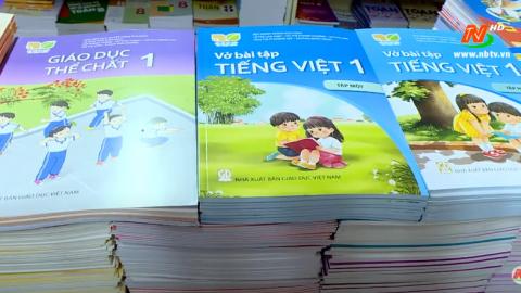 Vì trẻ thơ: Lựa chọn sách giáo khoa lớp 1 chương trình mới