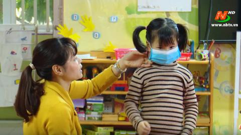 Vì trẻ thơ: Phòng chống bệnh viêm phổi cấp cho trẻ