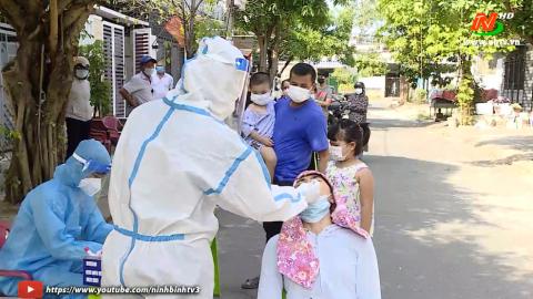 Việt Nam tăng cường năng lực xét nghiệm Virus SARS CoV-2.