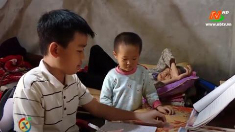 Vòng tay nhân ái: Cậu học trò nghèo ước mơ khỏi bệnh