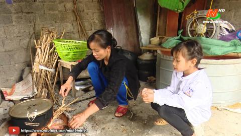 Vòng tay nhân ái: Hỗ trợ em Quách Ngọc Thanh, trường Tiểu học Yên Quang, huyện Nho Quan