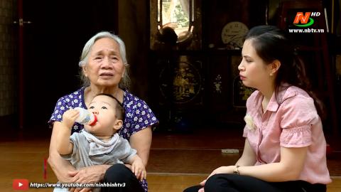 Vòng tay nhân ái: Hỗ trợ gia đình bà Vũ Thị Chắt