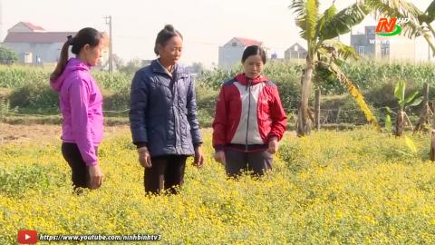 Xã Yên Thái nỗ lực trong công tác giảm nghèo