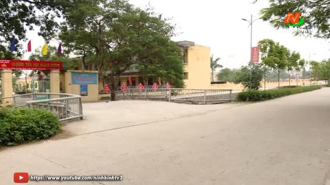 Xây dựng nông thôn mới: Huyện Yên Khánh thực hiện tiêu chí giao thông.