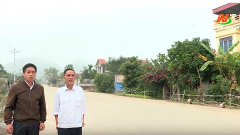 Xây dựng Nông thôn mới: Khởi sắc trong xây dựng nông thôn mới ở Nho Quan