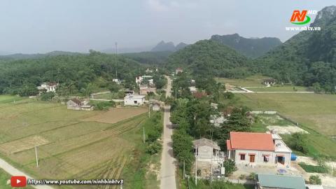 Xây dựng Nông thôn mới: Sôi nổi phong trào xây dựng nông thôn mới ở Thạch Bình