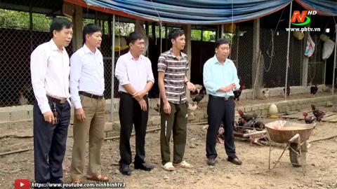 Xây dựng Nông thôn mới:Sức lan tỏa phong trào Dân vận khéo trong xây dựng NTM
