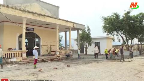 Xây dựng Nông thôn mới: Văn Phương huy động sức dân trong xây dựng NTM