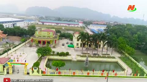 Xây dựng Nông thôn mới :Xây dựng NTM kiểu mẫu ở xã Gia Vân