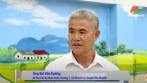 Xây dựng Nông thôn mới: Yên Khánh đẩy mạnh xây dựng nông thôn mới kiểu mẫu