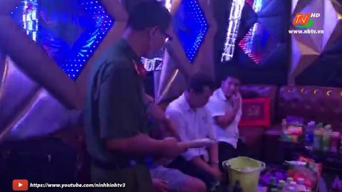 Xử lý quán Karaoke hoạt động giữa dịch COVID-19