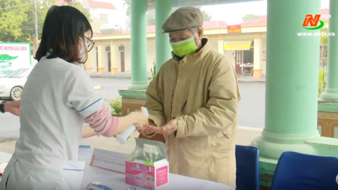 Y tế Ninh Bình - 22/02/2020