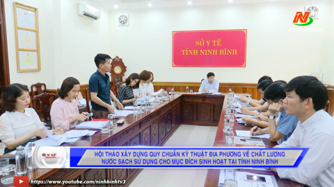 Y tế Ninh Bình: Số 2 phát sóng ngày 17/04/2021