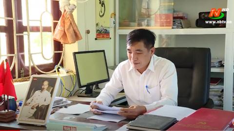 Yên Khánh xây dựng đội ngũ cán bộ ngang tầm nhiệm vụ